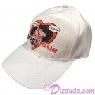 Rebel Love Adult Hat With Princess Leia and Han Solo © Dizdude.com
