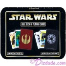 Disney's Star Wars - Duel Deck of Playing Cards © Dizdude.com