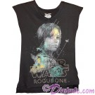 Rogue One Rhinestone Rebel Youth T-Shirt (Tshirt, T shirt or Tee) - Disney's Star Wars © Dizdude.com