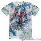 Disney Star Wars Boba Fett Adult T-Shirt (Tshirt, T shirt or Tee) © DIZDUDE.COM