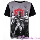 Star Wars Darth Vader Imperial Army Adult T-Shirt (Tshirt, T shirt or Tee) © Dizdude.com