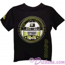 Disney Star Wars R2-D2 Mesh Youth Shirt  © Dizdude.com