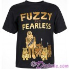 Disney Star Wars Fuzzy & Fearless Toddler T-Shirt (Tshirt, T shirt or Tee) © Dizdude.com