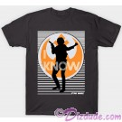 Vintage Star Wars Han Solo I Know Adult Companion T-Shirt (Tshirt, T shirt or Tee) © Dizdude.com