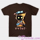 Jawa UTINI! Adult T-Shirt (Tshirt, T shirt or Tee) - Star Wars © Dizdude.com