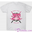 Vintage Star Wars Jedi Training Academy Pink Youth T-Shirt