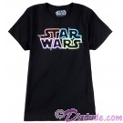 Star Wars Lightsaber Adult T-Shirt (Tshirt, T shirt or Tee) - Disney's Star Wars © Dizdude.com