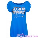 Disney Star Wars Galaxy's Edge Ladies T-Shirt (Tshirt, T shirt or Tee) © Dizdude.com