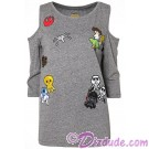 Disney Star Wars Star Tots Character Fashion Patches Top © Dizdude.com