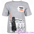 Disney Star Wars Darth Vader Hanging With My Troops Toddler T-Shirt (Tshirt, T shirt or Tee) © Dizdude.com