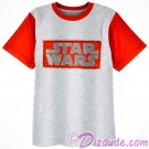 Disney SOLO A Star Wars Story Title Logo Youth Ringer T-Shirt (Tshirt, T shirt or Tee) © Dizdude.com
