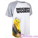 Disney SOLO A Star Wars Story Mighty Wookiee Adult T-Shirt (Tshirt, T shirt or Tee) © Dizdude.com