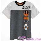 Disney SOLO A Star Wars Story Resistance Youth T-Shirt (Tshirt, T shirt or Tee)  © Dizdude.com