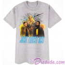 Disney SOLO A Star Wars Story Smuggling Trio Just Trust Us Youth T-Shirt (Tshirt, T shirt or Tee) © Dizdude.com