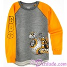 Disney Star Wars BB-8 Youth Raglan Sweatshirt © Dizdude.com