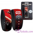 Disney Star Wars: The Force Awakens Kylo Ren Graphic Magic Band ~ Limited Release © Dizdude.com