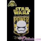 Star Wars The Force Awakens Power First Order Stormtrooper Pin © Dizdude.com