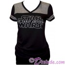 Disney Star Wars: The Force Awakens Junior T-Shirt (Tshirt, T shirt or Tee) © Dizdude.com