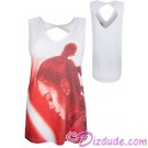 Rey Fashion Ladies Tank Top - Disney Star Wars Episode VIII: The Last Jedi  © Dizdude.com