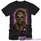 Star Wars Chewbacca Glamor Shot Adult T-Shirt (Tshirt, T shirt or Tee) © Dizdude.com