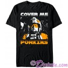Star Wars Cover Me Porkins Adult T-Shirt (Tshirt, T shirt or Tee) © Dizdude.com