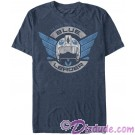 Star Wars Rogue One Rebel Squadron Blue Leader Adult T-Shirt (Tshirt, T shirt or Tee) © Dizdude.com
