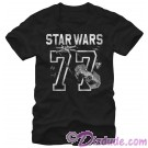 Star Wars 77 Adult T-Shirt (Tshirt, T shirt or Tee) © Dizdude.com