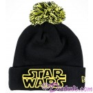Disney Star Wars Title Logo Knitted Beanie Hat © Dizdude.com