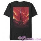 Star Wars: The Last Jedi Force Visions Adult T-Shirt (Tshirt, T shirt or Tee) © Dizdude.com
