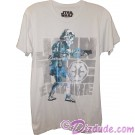 Disney Star Wars JOIN THE EMPIRE Adult T-Shirt (Tshirt, T shirt or Tee) © Dizdude.com