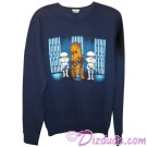 Disney WonderGround Gallery Star Wars Chewbacca Adult Pullover Sweatshirt © Dizdude.com