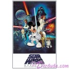 Disney Star Wars Weekends 2007 Event Logo Poster © Dizdude.com