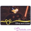 Star Wars Gift Card with Goofy as Darth Vader ~ Disney Star Wars Weekends 2013 © Dizdude.com