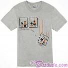 The Twilight Zone ~ Tower of Terror Elevator Drop Adult T-shirt (Tee, Tshirt or T shirt)