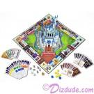 Disney Parks Monopoly Theme Park Edition
