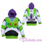 Disney's Toy Story Land Buzz Lightyear All Over Print Youth Zip Hoodie