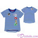 Disney's Toy Story Land Striped Youth T-Shirt (Tee, Tshirt or T shirt)
