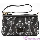 Dooney & Bourke - Jack Skellington Wristlet Handbag - The Nightmare Before Christmas © Dizdude.com