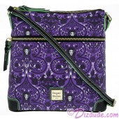 Dooney & Bourke - Disney Haunted Mansion Madame Leota Crossbody Letter Carrier Handbag © Dizdude.com