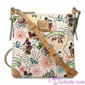 Dooney & Bourke Sketch Cross Body Bag - Disney World Exclusive © Dizdude.com
