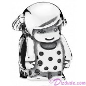 Disney Pandora Precious Girl Silver Charm - Mothers Day Collection 2015