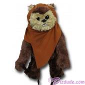 Disney Star Wars Wicket Ewok Plush Backpack © Dizdude.com