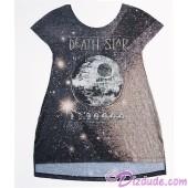 Death Star Adult Tank Top / Singlet - Disney's Star Wars © Dizdude.com