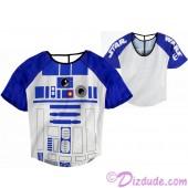 R2-D2 Ladies Top - Disney's Star Wars © Dizdude.com