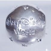 "Disney Pandora ""Walt Disney World"" Sterling Silver Charm with Cubic Zirconias - Disney World Parks Exclusive"