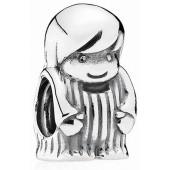 Disney Pandora Precious Boy Silver Charm - Mothers Day Collection 2015