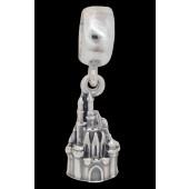 "Disney Pandora ""Cinderella Castle"" Sterling Silver Charm - Disney World Parks Exclusive"