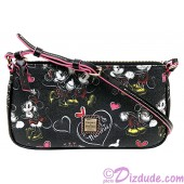 Dooney & Bourke Romancing Minnie Pouchette - Walt Disney World Exclusive  © Dizdude.com