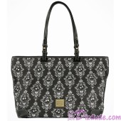 Dooney & Bourke - Jack Skellington Shopper Tote Handbag - The Nightmare Before Christmas © Dizdude.com
