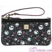 Dooney & Bourke - The Pumpkin King Wristlet Bag - The Nightmare Before Christmas © Dizdude.com